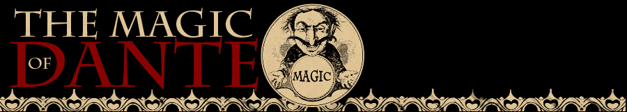 dante magic logo